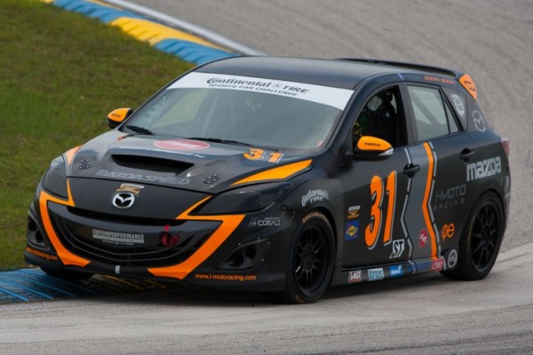 Kleinubing wins Sports Car Challenge ST race and championship at Lime Rock