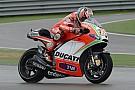 Rain affects Ducati riders in free practice at Aragon GP