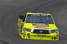 Matt Crafton was top-finishing Toyota at Las Vegas