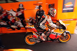 MotoGP Race report Bridgestone: Peerless Pedrosa wins at Aragon