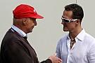 Lauda admits convincing Hamilton to quit McLaren