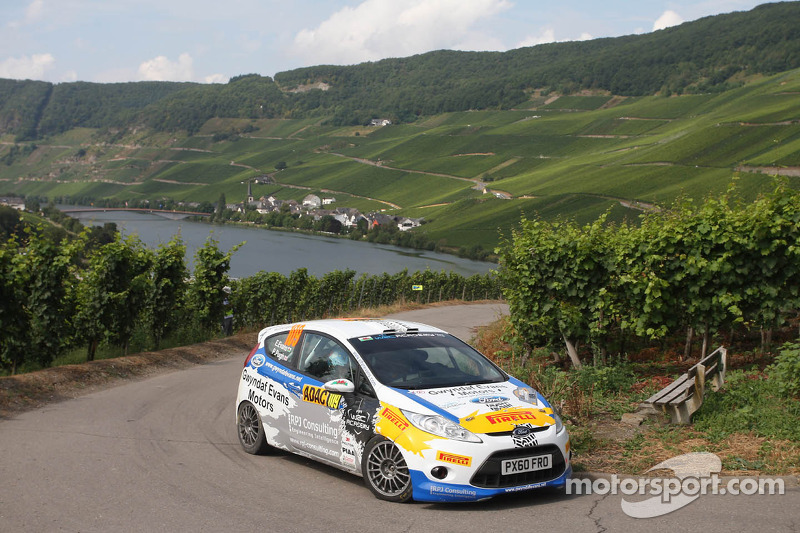 FIA WRC Academy crews ready for the fight in France