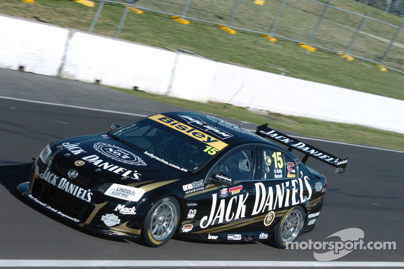 Upbeat Bathurst qualifying for Jack Daniel's Racing