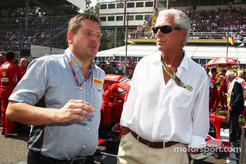 Pirelli to decide on F1 future next June