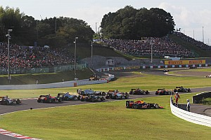 Formula 1 Race report Mercedes out of the top 10 at Suzuka