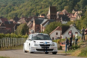 WRC Leg report Voilà: Volkswagen drivers make strong showing in France