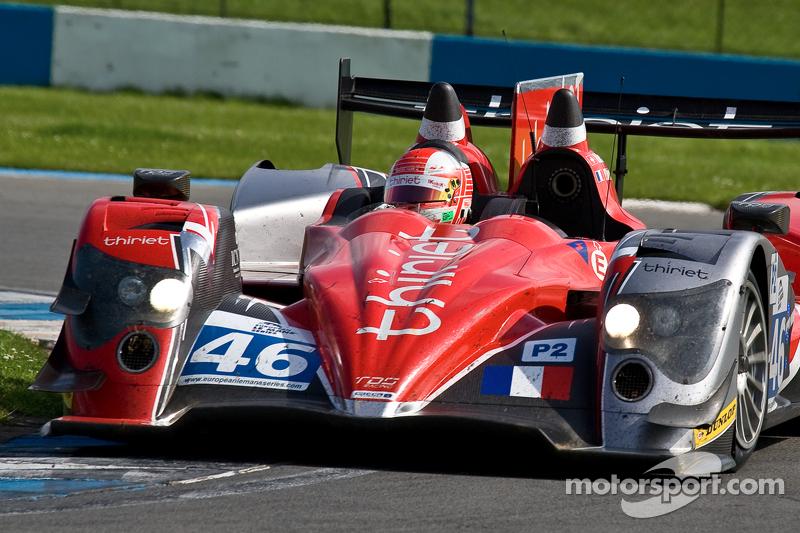 Team Thiriet by TDS Racing focused on Petit Le Mans