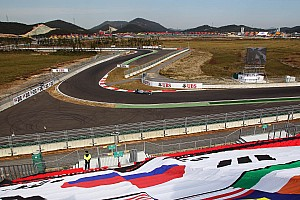 Formula 1 Practice report Schumacher and Rosberg completed a total of 112 laps on Korean GP Friday Practice