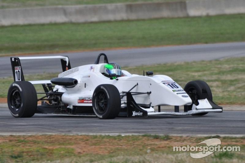 2012 Champion La Rocca leads Friday F2000 practice at Watkins Glen