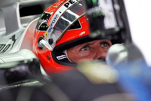 Formula 1 Interview Schumacher ready to go 'home' after F1 retirement