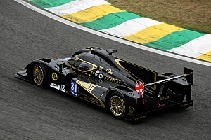 WEC Race report Lotus LMP2 third day at the 6 Hours of Fuji