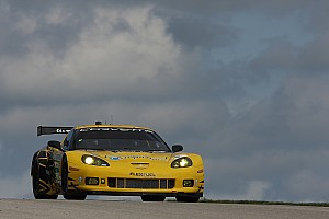 ALMS Preview Oliver Gavin seeking to wrap up the year Petit Le Mans win