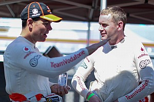 Supercars Preview TeamVodafone drivers pair with winning international combo for Gold Coast 600