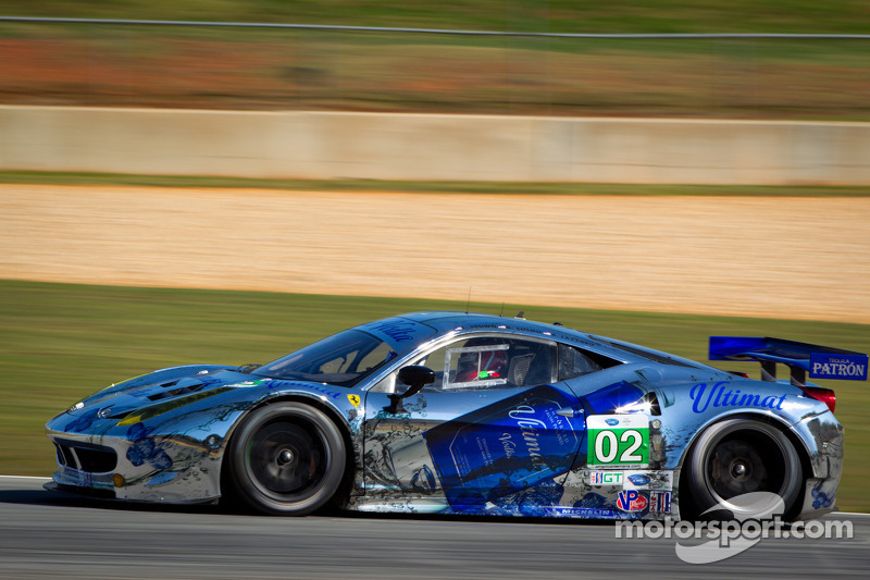 REBELLION Racing, ESM lead Petit Le Mans qualifying