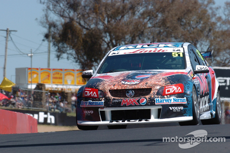 Wilson and Murphy survived an action packed second leg of the Gold Coast 600