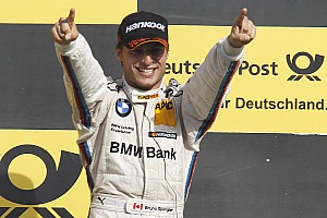 DTM Race report A heart-stopping finale: BMW driver Bruno Spengler is the 2012 DTM champion