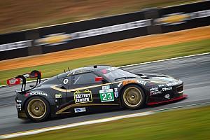 ALMS Race report Lotus Alex Job Racing 11th in GT at Petit Le Mans