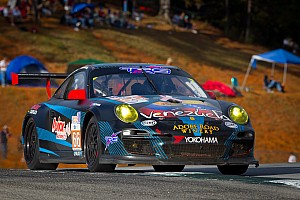 ALMS Race report TRG takes two podium spots at Petit Le Mans