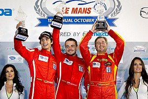 ALMS Race report MOMO NGT Porsche conquered Road Atlanta with Petit Le Mans GTC victory