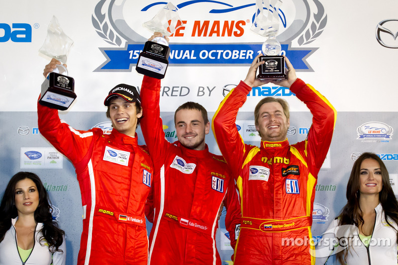 MOMO NGT Porsche conquered Road Atlanta with Petit Le Mans GTC victory