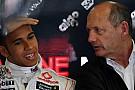 Hamilton to fix Dennis rift before leaving McLaren