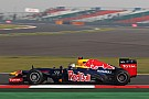 Red Bull team is motivated after Friday practice at Buddh circuit
