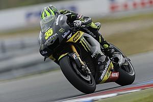 MotoGP Practice report Tech 3 Yamaha riders Crutchlow and Dovizioso make promising start at Phillip Island