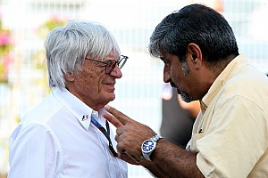Formula 1 Breaking news Ecclestone would consider another Indian GP