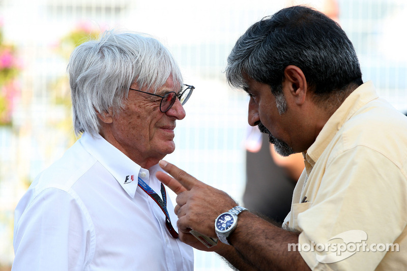 Ecclestone would consider another Indian GP