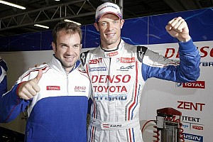 WEC Qualifying report Wurz lands Toyota the pole in Shanghai
