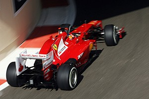 Formula 1 Qualifying report A disappointing qualifying for Ferrari in the Abu Dhabi night