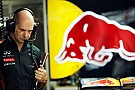 Red Bull's Adrian Newey had a blast at Silverstone - Video