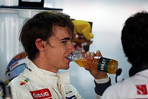 Formula 1 Breaking news Frijns - 'I twice said no to Red Bull'