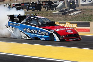 NHRA Preview Tasca ready for finale at Pomona