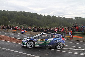 WRC Leg report Latvala clinches third in championship* with Spanish podium