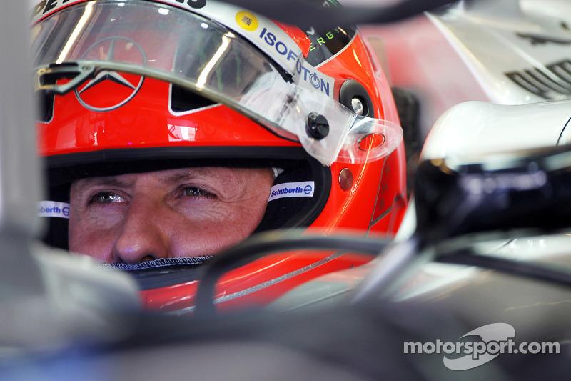 Comeback 'bad for Schu, good for F1' - Wurz