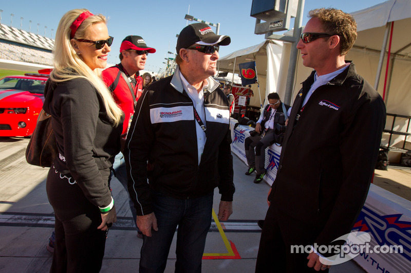 Darren Law joins Bob Stallings Racing for 2013 Daytona 24