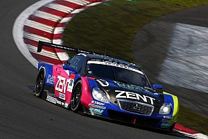 Super GT Race report Tachikawa wins the second Fuji Sprint Cup 2012 race