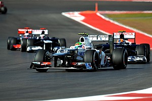 Formula 1 Race report Weekend with ups and downs for Sauber on United State GP