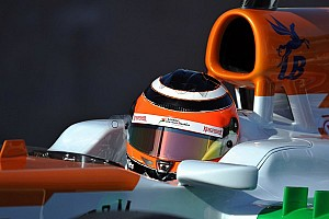 Formula 1 Rumor Force India decision would almost complete 2013 grid
