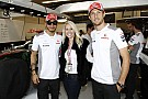Tracy and Laurie Krohn enjoy Formula One race in Austin