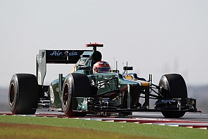 Formula 1 Breaking news Caterham to use 2012 chassis next year - Kovalainen
