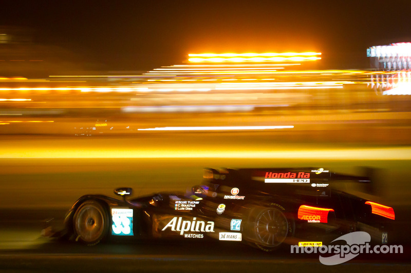 Scott Tucker, Level 5 confirm return to 24 Hours of Le Mans in 2013