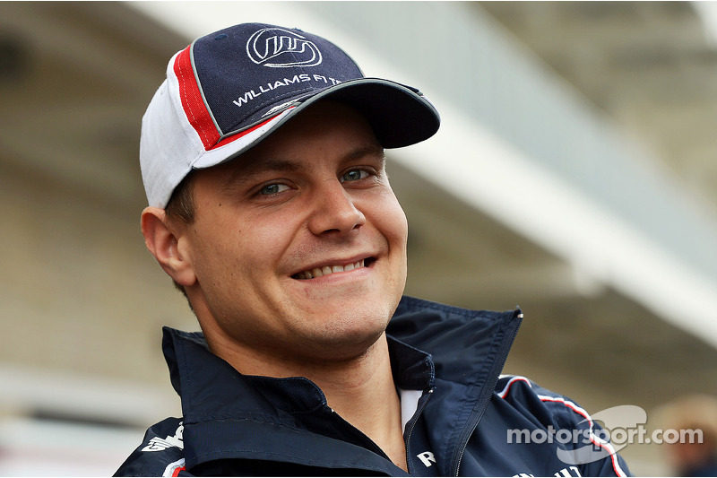 Bottas is looking forward to his first season with Williams