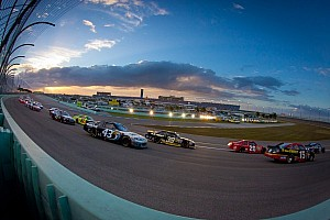 NASCAR Cup Commentary Eyes wide open