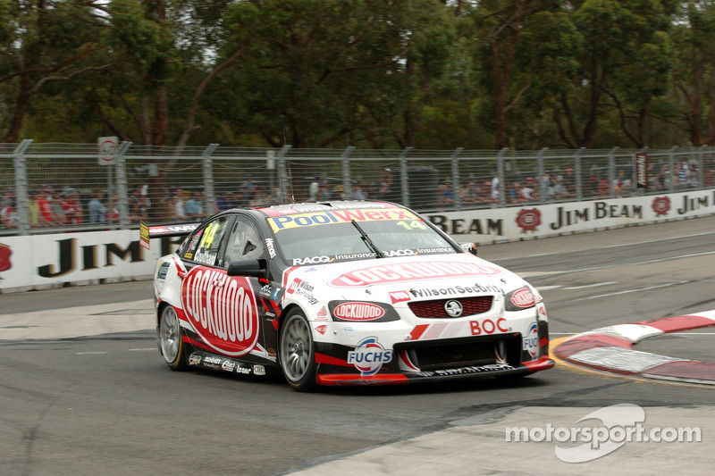 Strong finish deflated for Lockwood Racing in Sydney