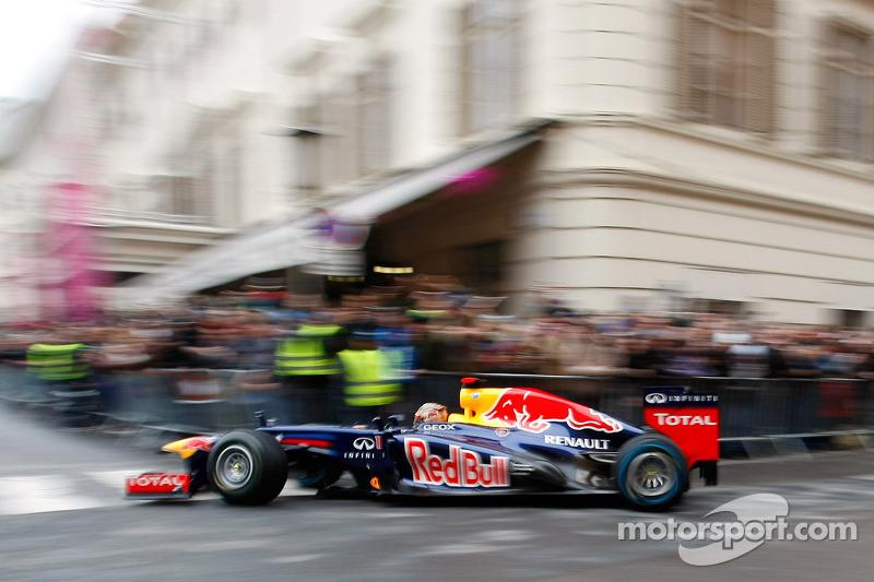 Red Bull, Ferrari, and McLaren leadoff the 2013 FIA entry list