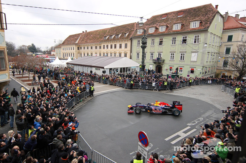 Vettel wants F1 return for Austria