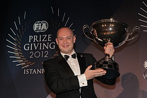 WTCC Breaking news Chevrolet receives awards at FIA gala