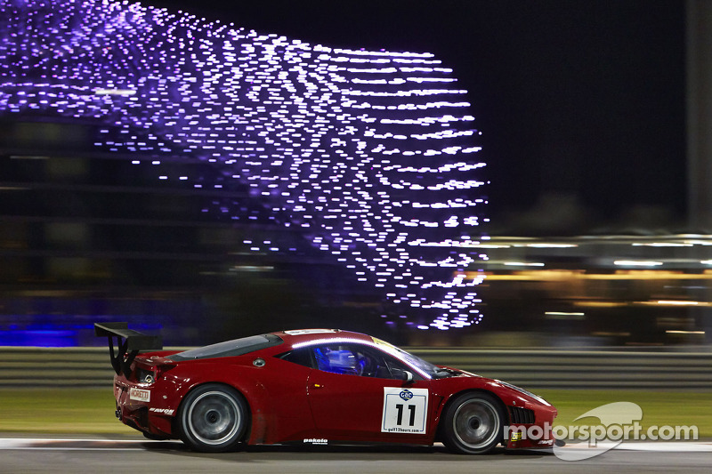 Ferrari does it again in the Gulf 12 Hours